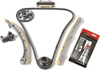 MOCA Timing Chain Kit Compatible for 02-09 Honda CR-V & 03-07 Honda Accord & 03-11 Honda Element 2.4L L4 DOHC K24A1 K24A4 K24A8 K24Z1