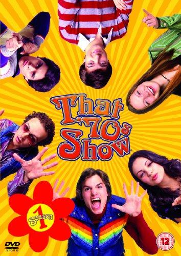 That 70s Show-Seasons 1-8 [Reino Unido] [DVD]
