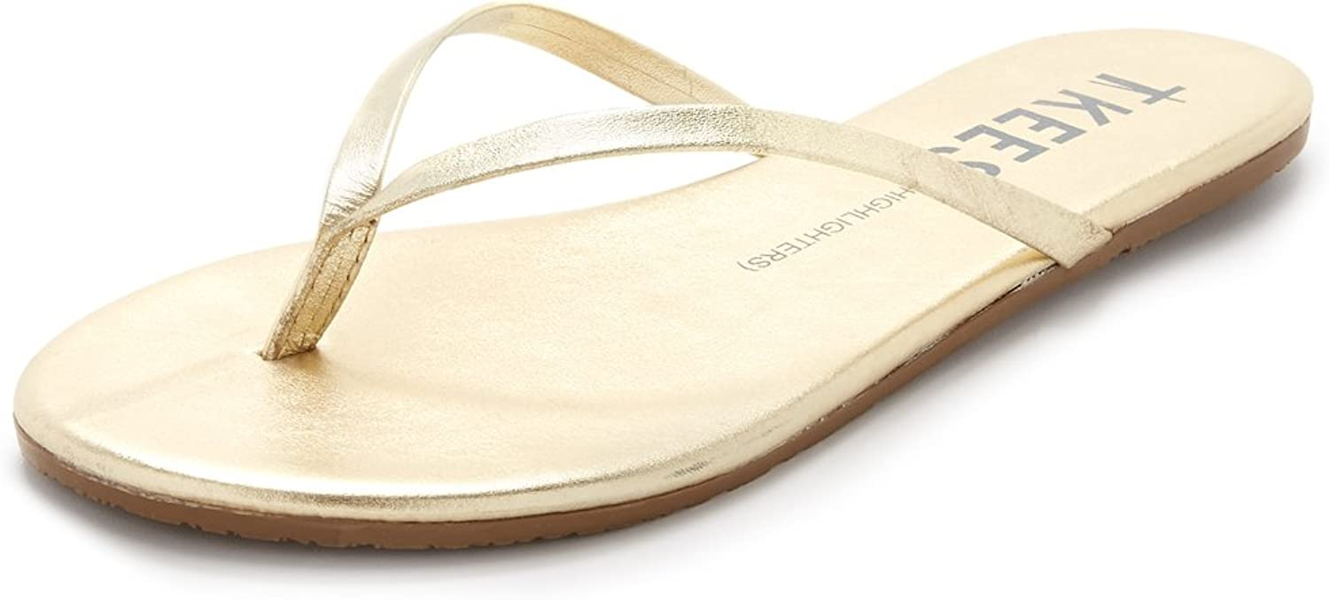 TKEES Branded NEW before selling goods Women's Highlighters Flip Flop