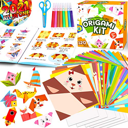 Innorock Origami Paper Craft Kit...