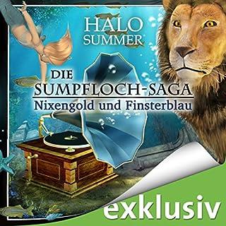 Nixengold und Finsterblau Titelbild