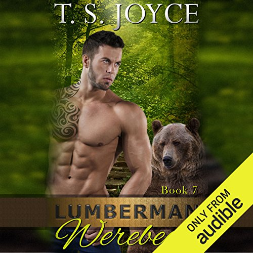 Lumberman Werebear audiobook cover art