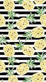 Bahia Collection by Dohler Pineapples and Stripes Brazilian...