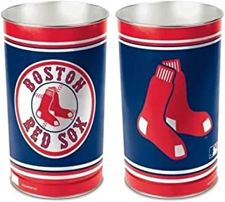 Team Spirit Store Baseball Boston Red Sox Center Field Premium Wastebasket