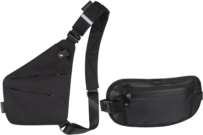 FIREDOG Smell Proof Shoulder Bag Waist with Nippon regular agency Regular dealer Pouch