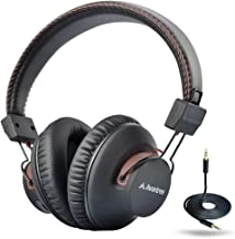 Avantree AS9S 40 hr Wireless Wired Bluetooth Over Ear...