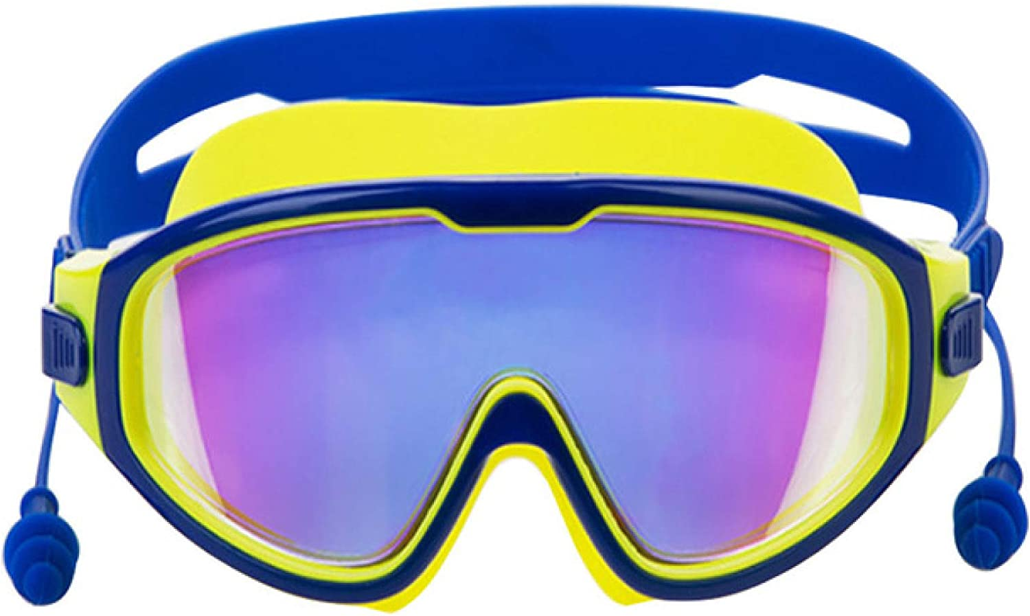 Aiong Swimming Goggles Glasses Earplug Special sale Year-end gift item Gir Boy Children
