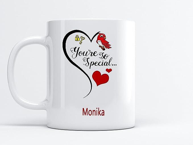 MM9E You are So Special Monika Printed Mug