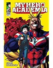 My Hero Academia, Vol. 1: Izuku Midoriya: Origin (English Edition)