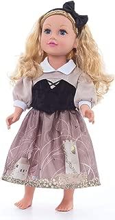 Little Adventures Sleeping Beauty Day Princess Doll Dress with Headband
