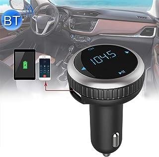 ZJJUN Electronics Video Audio BT69 Car Stereo Radio Bluetooth MP3 Audio Player Multi-functional Bluetooth Hands-free Calli...