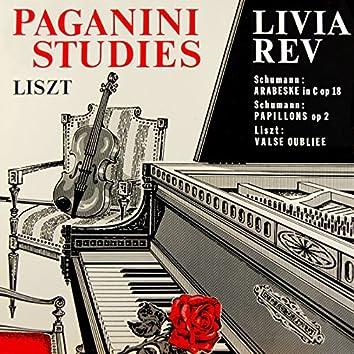 Paganini Studies
