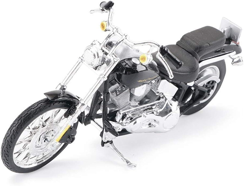 BHDYHM Eisen Motorrad Modell Kreative Motorrad Moderne Ornamente Fotografie Requisiten, Freund, Büro Spielzeug Geschenke Für Kinder Skala Modell Simulation Fahrzeug