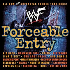 Various- WWF Forceable Entry