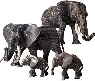 24 pezzi piccoli animali di plastica modello figurine bambini giocattolo