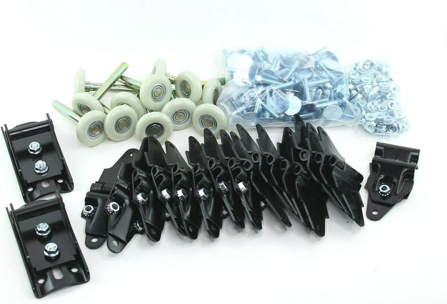 Whiting Style Overhead Cheap super Complete Free Shipping special price Truck Door Hinge Roller Kit up and - Roll