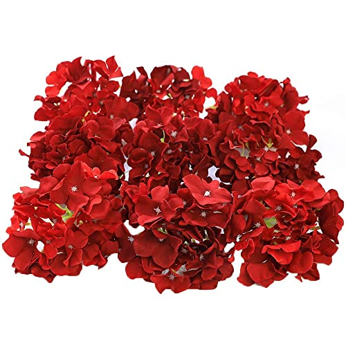 Red Artificial Flowers Amazon