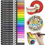 Pintura para Porcelana y Cerámica, RATEL 20 colores No tóxico Pintura de porcelana...