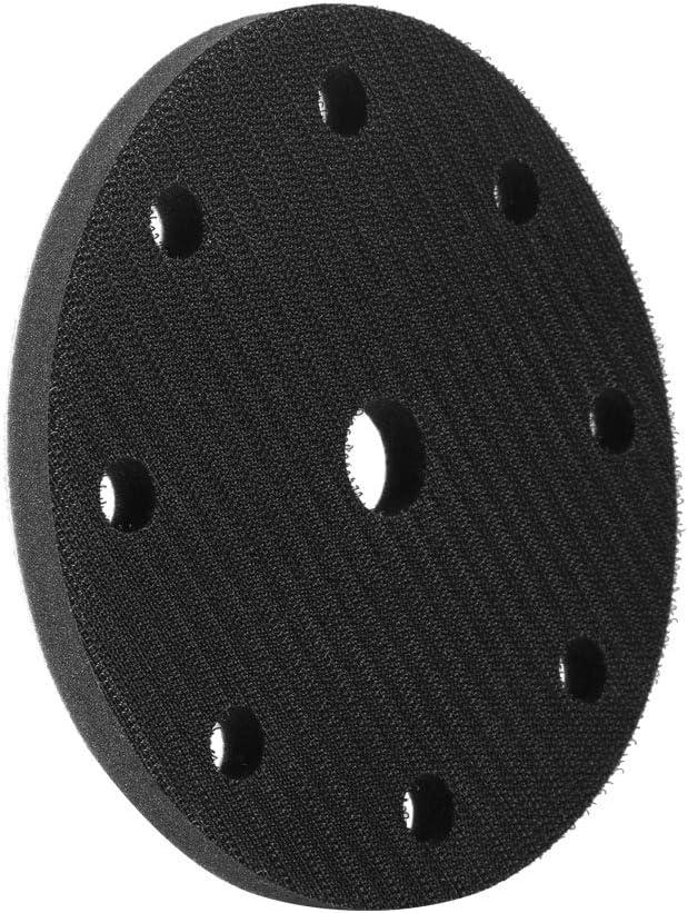 K/örnung 8 L/öcher weich rund ROSEBEAR Schleifpapier 150 mm Durchmesser Schleifbl/ätter f/ür Schleifpads