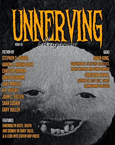 Unnerving Magazine: Issue #5 (English Edition)