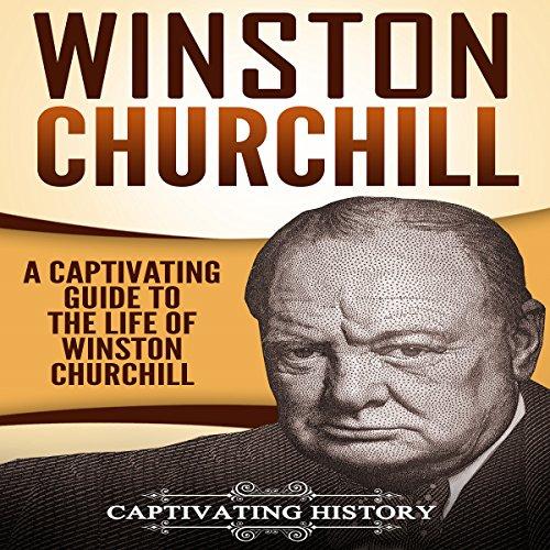 Winston Churchill audiobook cover art