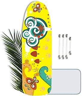 tama/ño S//M 125x45cm Brabnatia Funda de Planchar Comfort Funda para Tabla de Planchar de 100/% algod/ón para Todas Las Tablas de Planchar peque/ñas y Medianas