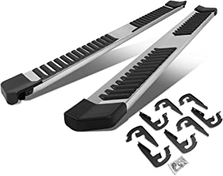 Pair 6 Inches Stainless Steel Side Step Nerf Bar Running Board for Ford F150 Crew Cab 04-14