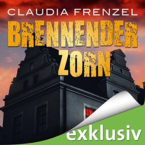 Brennender Zorn audiobook cover art