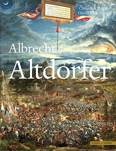 Albrecht Altdorfer: Kunst als zweite Natur (Regensburger Studien zur Kunstgeschichte, Band 17)