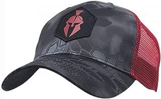 Spartan Camo Trucker Hat