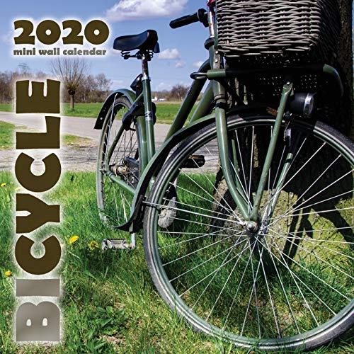 Bicycle 2020 Mini Wall Calendar