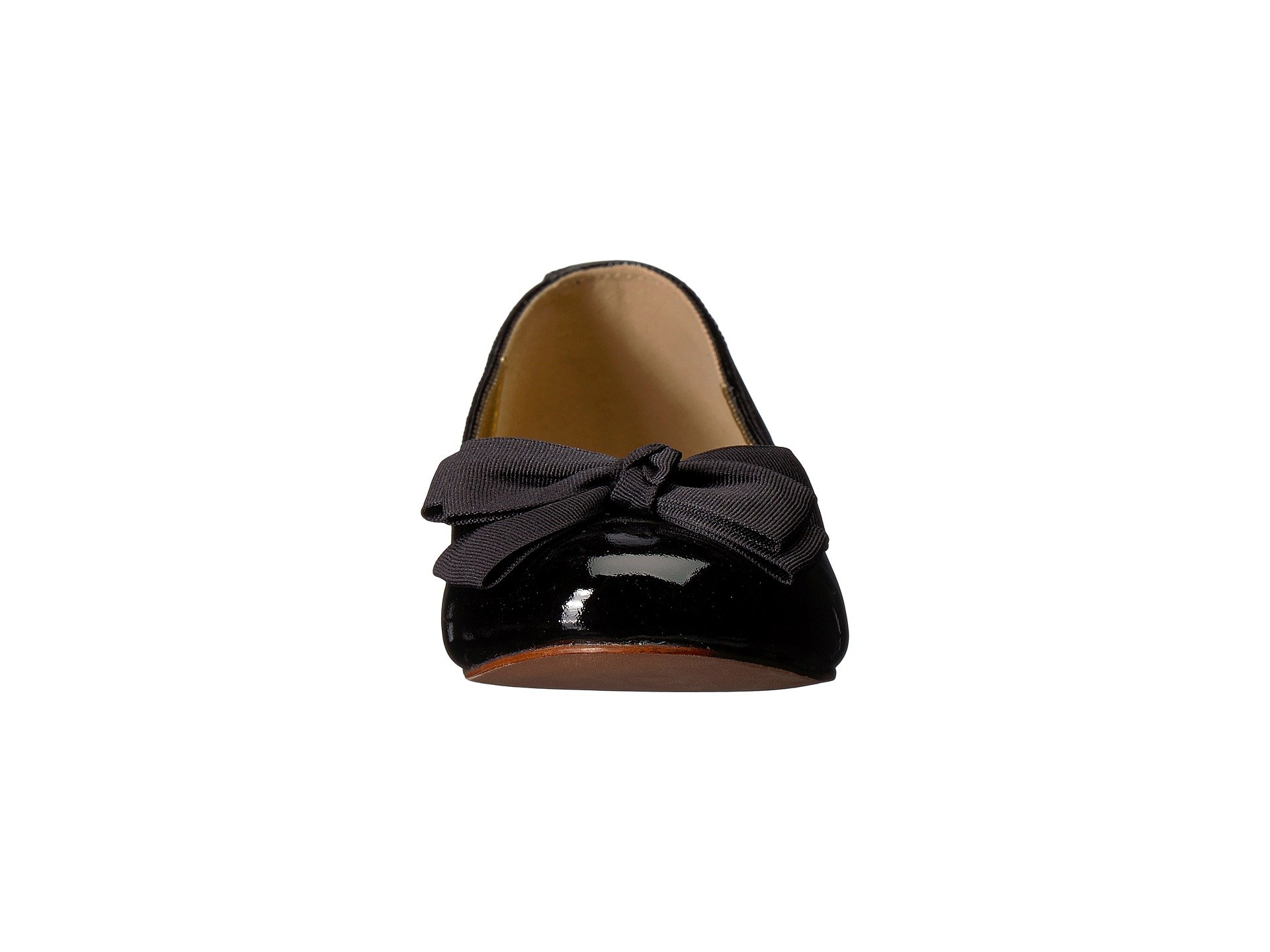 janie and jack bow ballet flat (toddler/little kid/big kid)