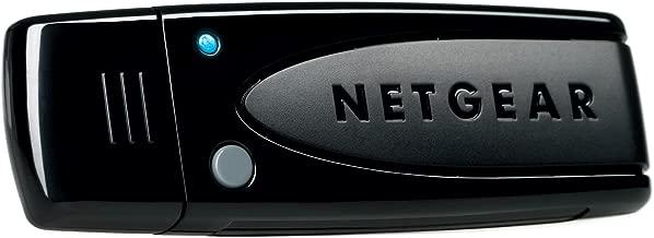 Netgear WiFi USB Adapter N600 802.11n Dual Band Plug & Play