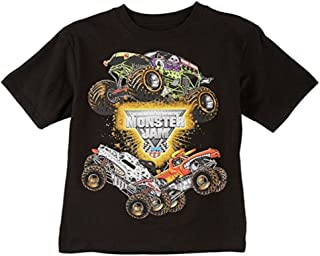 monster jam t shirts for toddlers