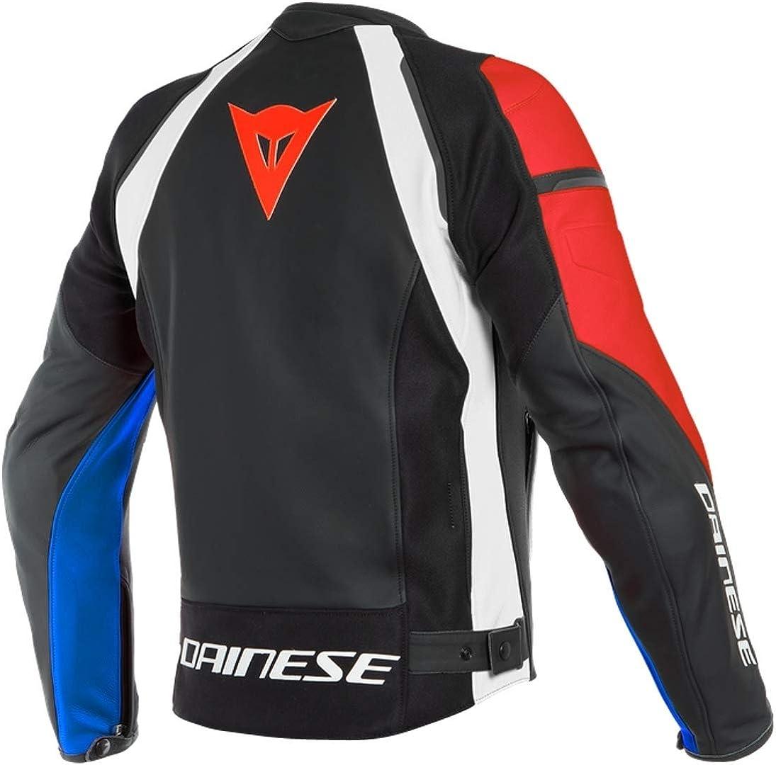 Dainese Motorcycle Jacket With Protectors Motorcycle Jacket Nexus Leather Jacket Men Athletes All Year Round Auto