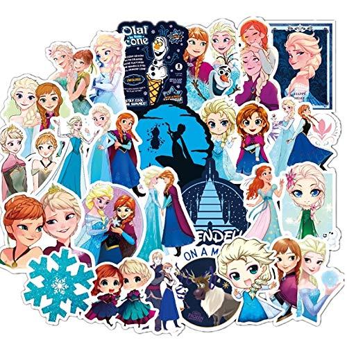 Pegatinas de dibujos animados de la princesa Sophia Graffiti Disney en Scooters Scooters Scooters Maletas pegatinas de dibujos animados 100 piezas