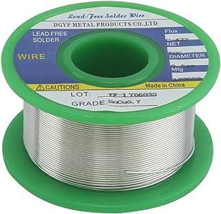 Lead Free Solder Wire Rosin Core Flux 2.5% Sn99 Ag0.3 Cu0.7