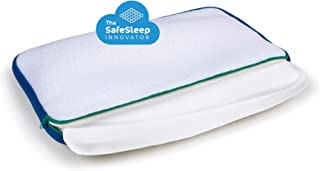 Breathable Cushion 35 x 50 cm White