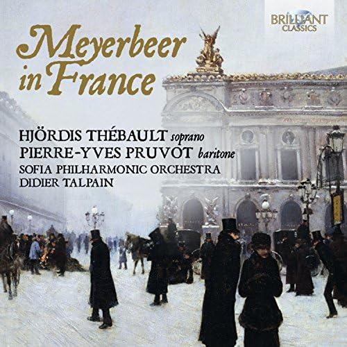 Sofia Philharmonic Orchestra, Didier Talpain, Svetoslav Obretonov Choir, Hjördis Thébault & Pierre-Yves Pruvot