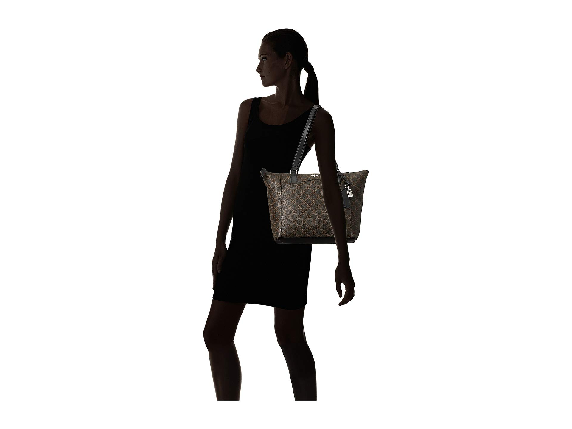 Tote West Nine Nine West Brown Atwell P6IwPqx