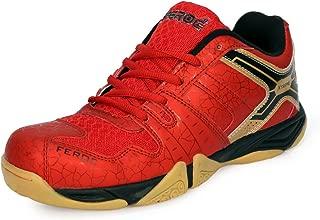 Feroc NOVA RED Badminton Shoes