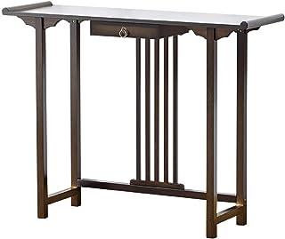 FTFTO Équipement Quotidien Table de Couloir d'entrée Nouvelle Table de Porche Chinoise Table de Vue en Bout de Club d'hôte...