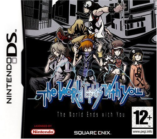 Nintendo The World Ends with You, DS Nintendo DS vídeo - Juego (DS, Nintendo DS, RPG (juego de rol), Modo multijugador, T (Teen))