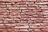 Set de 3 moldes de hormigón, molde de fundición para hormigón, ladrillo de piedra natural,...
