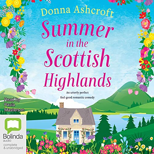 Summer in the Scottish Highlands cover art