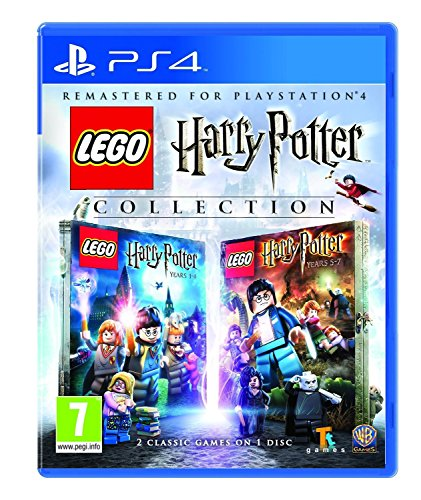 Lego Harry Potter Collection Years 1-4 & 5-7 PS4 - PlayStation 4