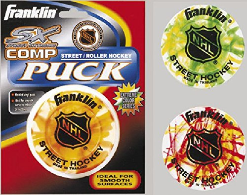 Streethockey Puck Franklin Extreme Colour (Stück)