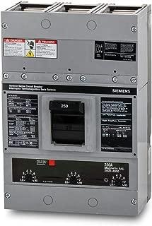 New Siemens HJXD63B250 Circuit Breaker Sentron 3 Pole 250A 600V 65kA HJXD