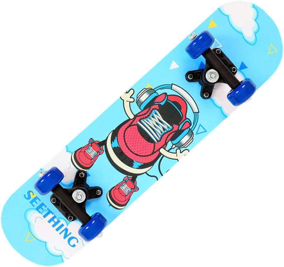 AIKENR Beginners Children 別倉庫からの配送 Skateboard In Skateboards 倉庫 24 Complete