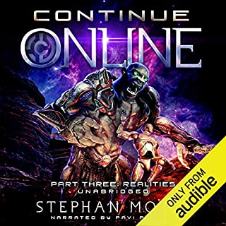 Continue Online Part Three: Realities audiobook cover art